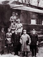 Armistice train Marechal Foch