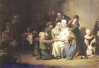 Boilly Peasants