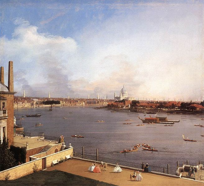 Canaletto-london-city-from-Richmond-house