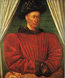 Charles-VII-by-Jean-Fouquet