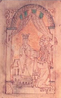 Emma of Normandy British Library