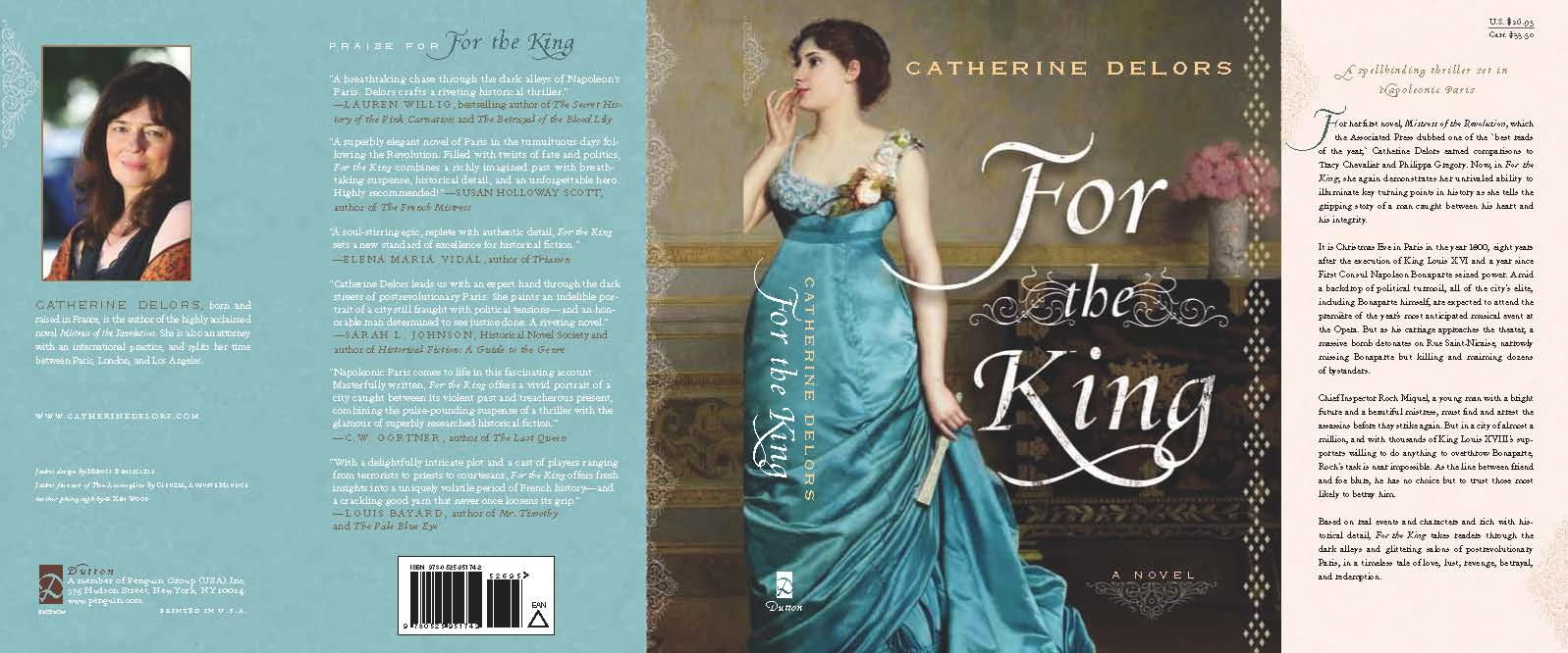 For the King full jacket