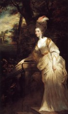 Georgiana Duchess of Devonshire Reynolds