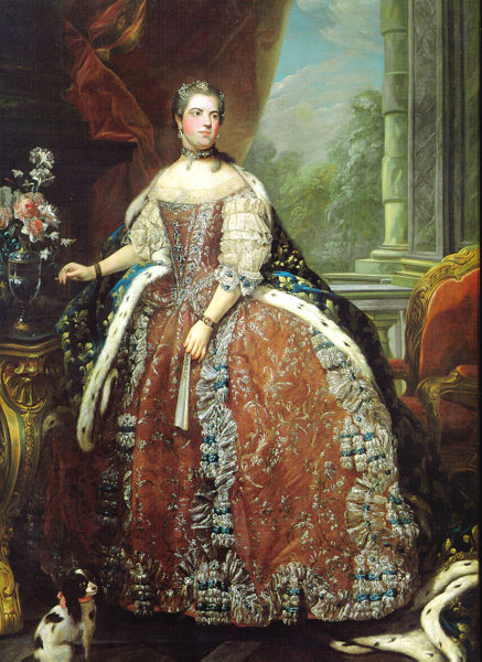 Madame Elisabeth Duchess of Parma