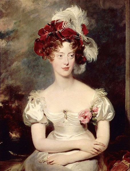 Marie-Caroline-duchesse-de-Berry-by-Lawrence