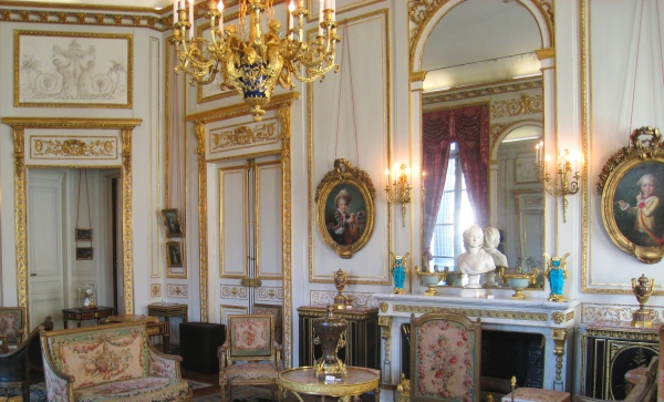 Musee Nissim de Camondo grand salon