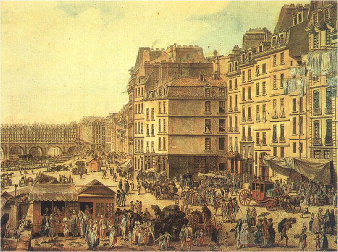 an examination of the transformation of paris under haussmann The city, the metropolis, has been presented on numerous occasions (always from the viewpoints of power and knowledge) as a living organism, a body made of physiological functions regulated according to the ideal of a harmonious composition of its parts.