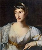 Pauline Bonaparte by Robert Lefevre