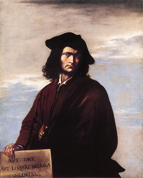 Salvator-Rosa-self-portrait