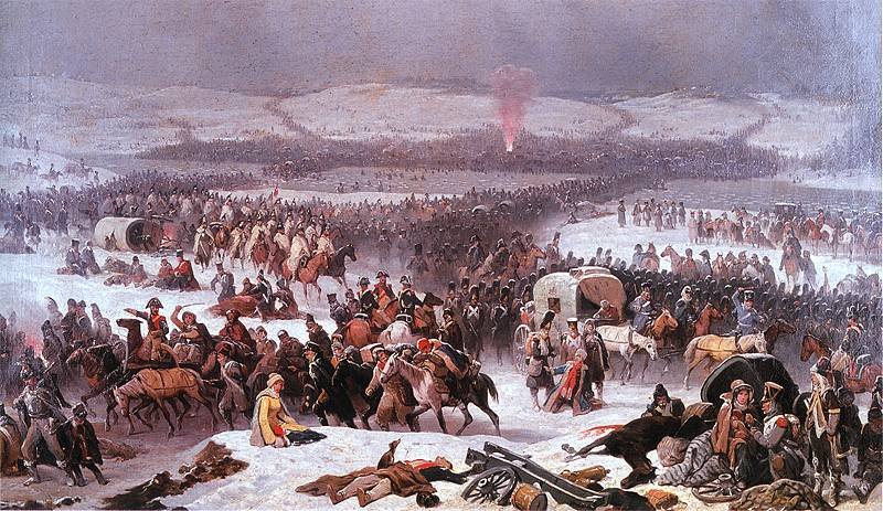 new view of Napoléon's Russian campaign « Versailles and More