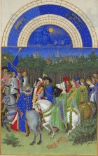 Tres Riches Heures du duc de Berry Months May