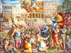 catherine-of-siena-escorting-pope-to-rome-vasari