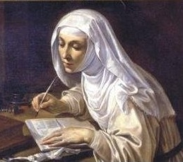 catherine_of_siena_writing