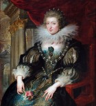 Anne of Austria Rubens