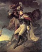Theodore Gericault The Wounded Cuirassier