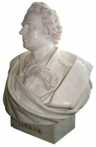 Laperouse bust