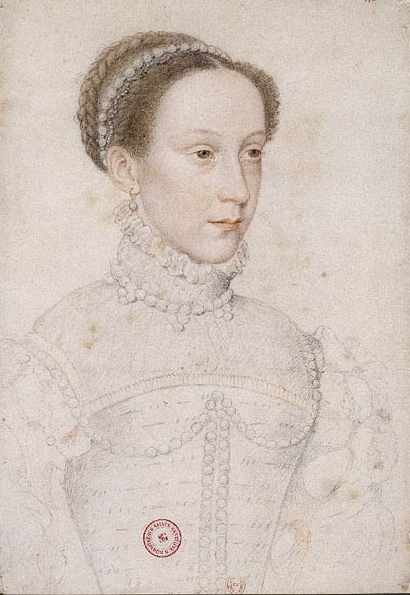 Mary Stuart Mary Queen of Scotts Clouet